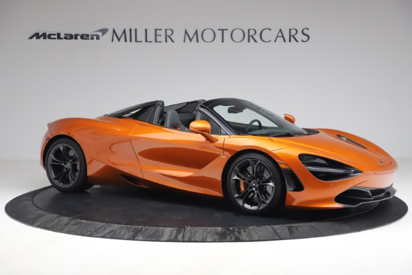 Used 2020 McLaren 720S Spider for sale $335,900 at Pagani of Greenwich in Greenwich CT 06830 10