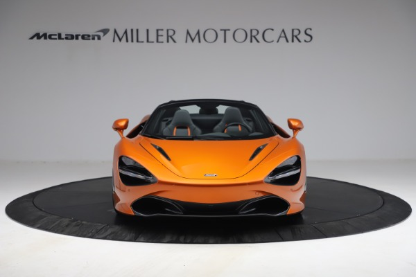 Used 2020 McLaren 720S Spider for sale $335,900 at Pagani of Greenwich in Greenwich CT 06830 12