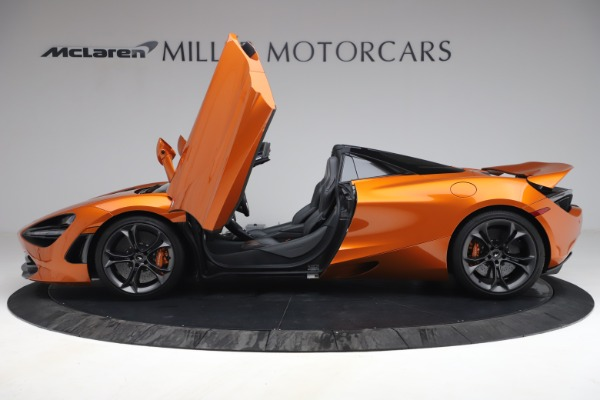 Used 2020 McLaren 720S Spider for sale $335,900 at Pagani of Greenwich in Greenwich CT 06830 15