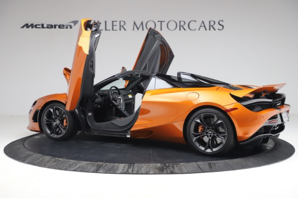 Used 2020 McLaren 720S Spider for sale $335,900 at Pagani of Greenwich in Greenwich CT 06830 16