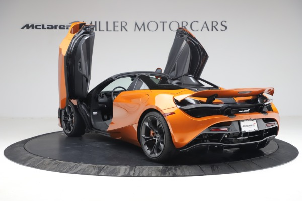 Used 2020 McLaren 720S Spider for sale $335,900 at Pagani of Greenwich in Greenwich CT 06830 17