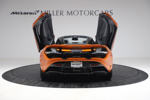 Used 2020 McLaren 720S Spider for sale $335,900 at Pagani of Greenwich in Greenwich CT 06830 18