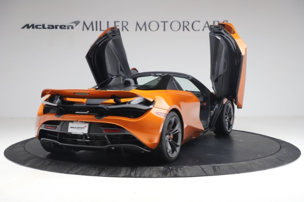 Used 2020 McLaren 720S Spider for sale $335,900 at Pagani of Greenwich in Greenwich CT 06830 19