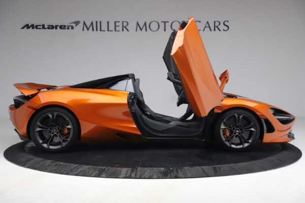 Used 2020 McLaren 720S Spider for sale $335,900 at Pagani of Greenwich in Greenwich CT 06830 21