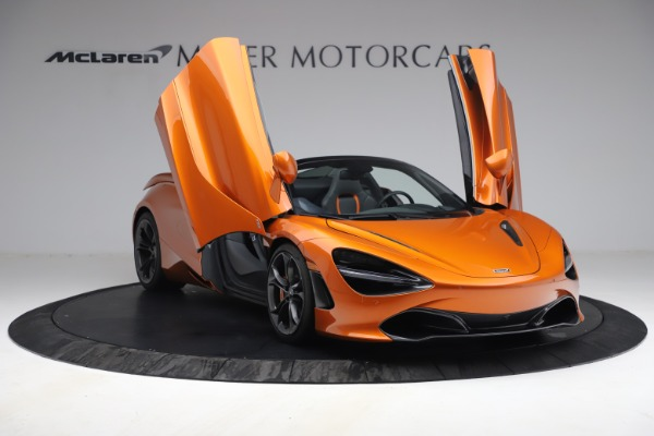 Used 2020 McLaren 720S Spider for sale $335,900 at Pagani of Greenwich in Greenwich CT 06830 23
