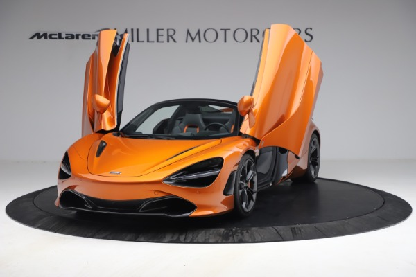 Used 2020 McLaren 720S Spider for sale $335,900 at Pagani of Greenwich in Greenwich CT 06830 25