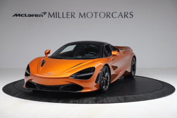 Used 2020 McLaren 720S Spider for sale $335,900 at Pagani of Greenwich in Greenwich CT 06830 26