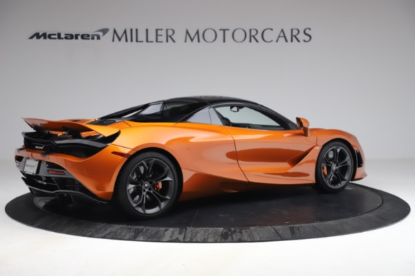 Used 2020 McLaren 720S Spider for sale $335,900 at Pagani of Greenwich in Greenwich CT 06830 27
