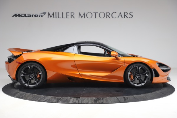Used 2020 McLaren 720S Spider for sale $335,900 at Pagani of Greenwich in Greenwich CT 06830 28
