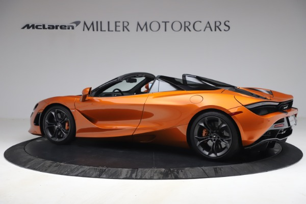 Used 2020 McLaren 720S Spider for sale $335,900 at Pagani of Greenwich in Greenwich CT 06830 4