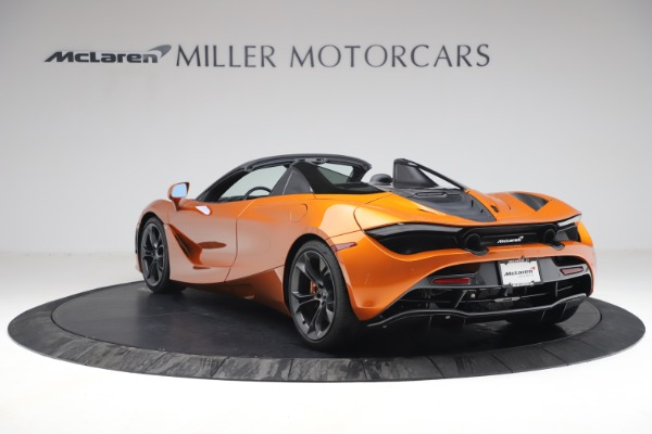 Used 2020 McLaren 720S Spider for sale $335,900 at Pagani of Greenwich in Greenwich CT 06830 5