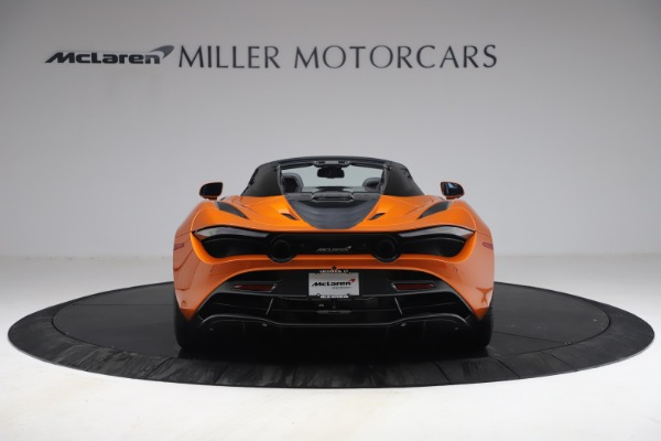 Used 2020 McLaren 720S Spider for sale $335,900 at Pagani of Greenwich in Greenwich CT 06830 6
