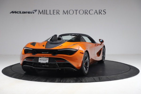 Used 2020 McLaren 720S Spider for sale $335,900 at Pagani of Greenwich in Greenwich CT 06830 7