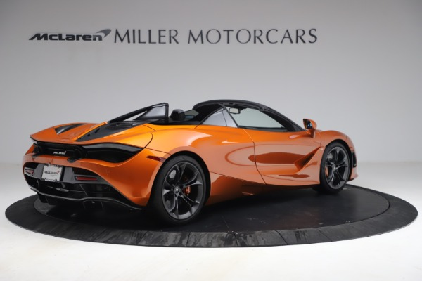 Used 2020 McLaren 720S Spider for sale $335,900 at Pagani of Greenwich in Greenwich CT 06830 8