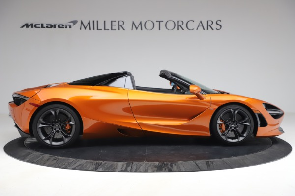 Used 2020 McLaren 720S Spider for sale $335,900 at Pagani of Greenwich in Greenwich CT 06830 9