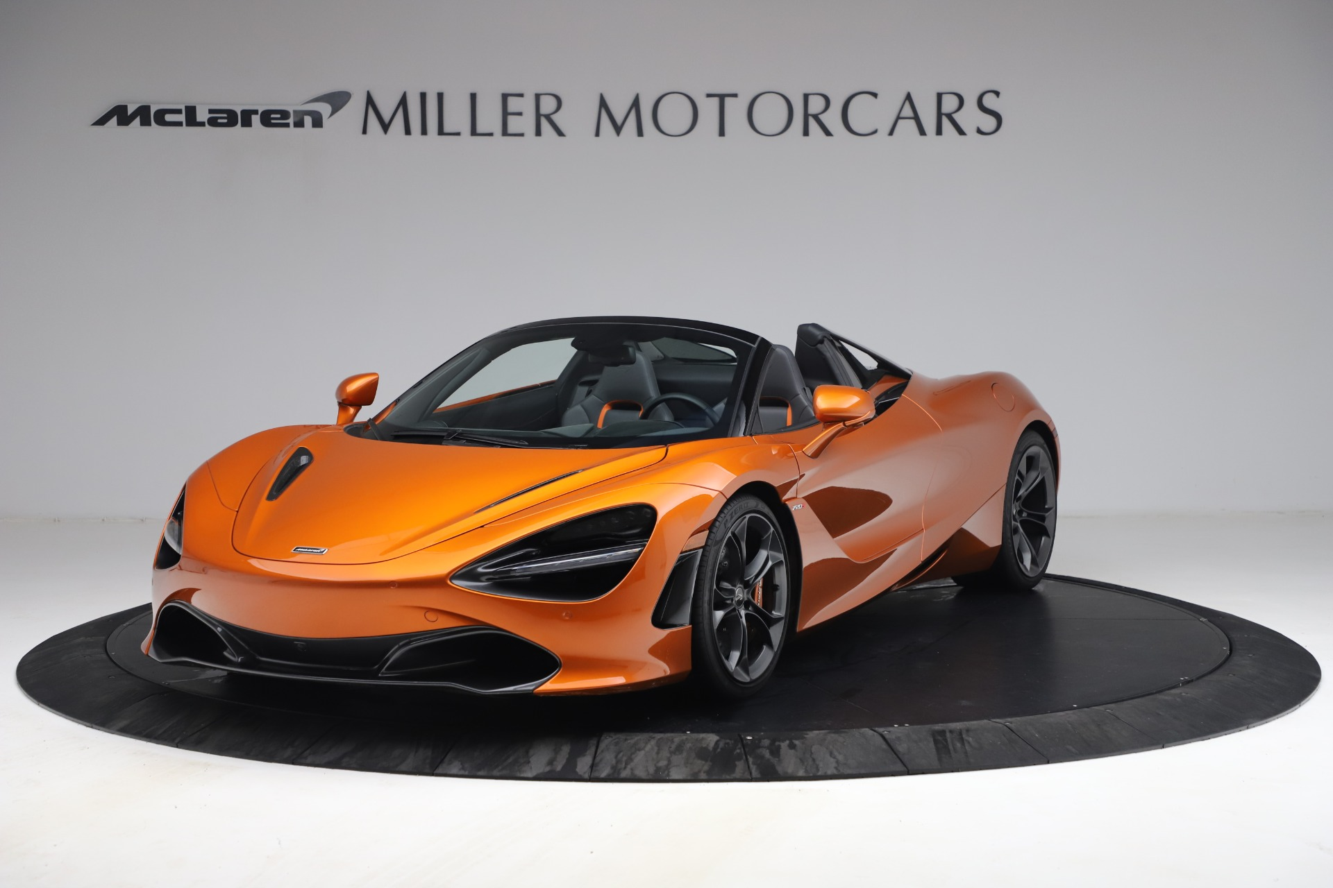 Used 2020 McLaren 720S Spider for sale $335,900 at Pagani of Greenwich in Greenwich CT 06830 1
