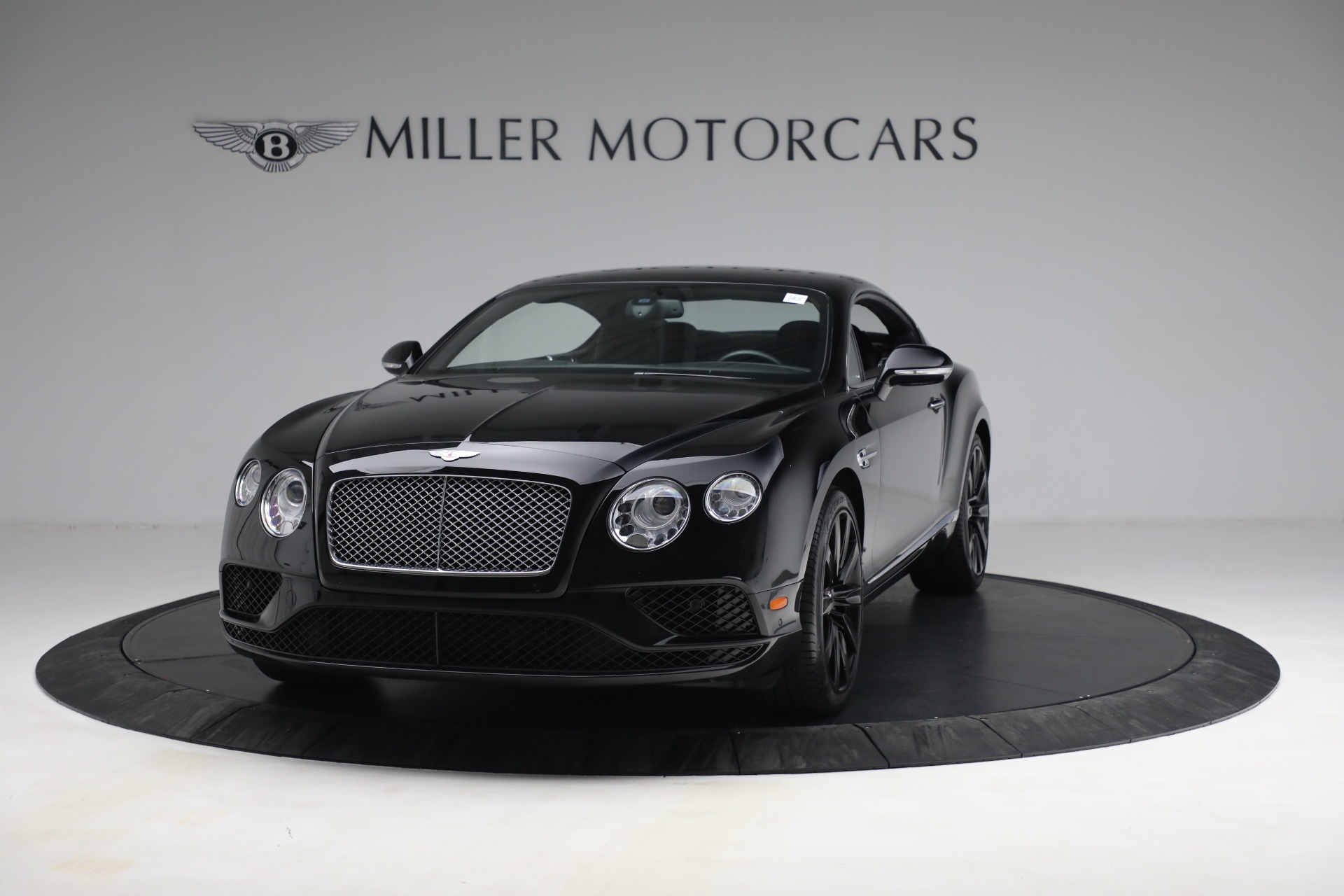 Used 2017 Bentley Continental GT V8 for sale $149,900 at Pagani of Greenwich in Greenwich CT 06830 1