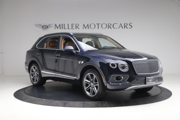 Used 2018 Bentley Bentayga W12 Signature for sale $149,900 at Pagani of Greenwich in Greenwich CT 06830 11