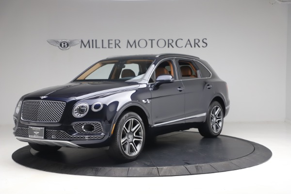 Used 2018 Bentley Bentayga W12 Signature for sale $149,900 at Pagani of Greenwich in Greenwich CT 06830 2