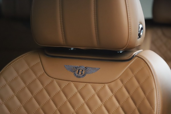 Used 2018 Bentley Bentayga W12 Signature for sale $149,900 at Pagani of Greenwich in Greenwich CT 06830 20