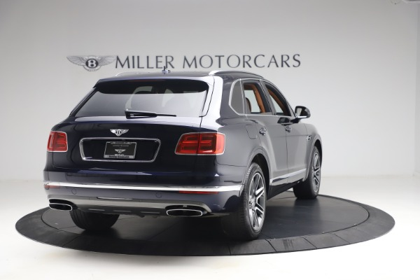 Used 2018 Bentley Bentayga W12 Signature for sale $149,900 at Pagani of Greenwich in Greenwich CT 06830 7