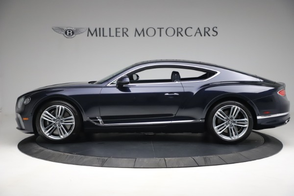 Used 2021 Bentley Continental GT V8 for sale Sold at Pagani of Greenwich in Greenwich CT 06830 2