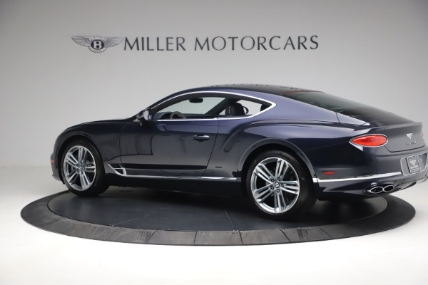 Used 2021 Bentley Continental GT V8 for sale Sold at Pagani of Greenwich in Greenwich CT 06830 3