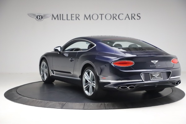 Used 2021 Bentley Continental GT V8 for sale Sold at Pagani of Greenwich in Greenwich CT 06830 4
