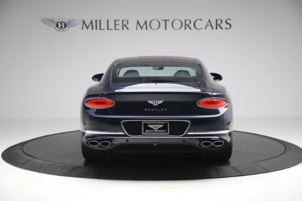 Used 2021 Bentley Continental GT V8 for sale Sold at Pagani of Greenwich in Greenwich CT 06830 5