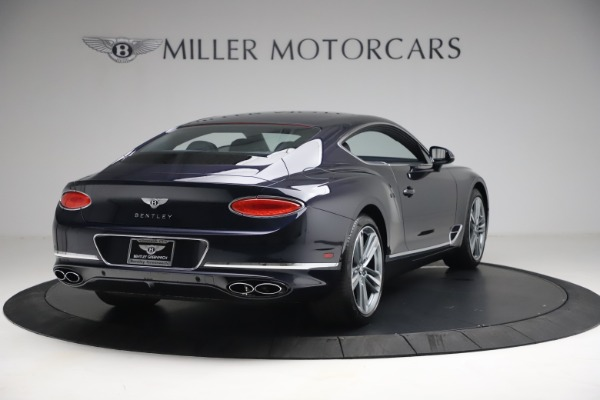 Used 2021 Bentley Continental GT V8 for sale Sold at Pagani of Greenwich in Greenwich CT 06830 6