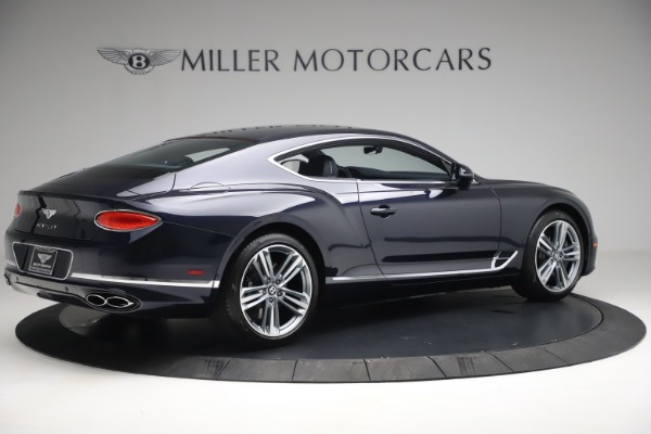 Used 2021 Bentley Continental GT V8 for sale Sold at Pagani of Greenwich in Greenwich CT 06830 7