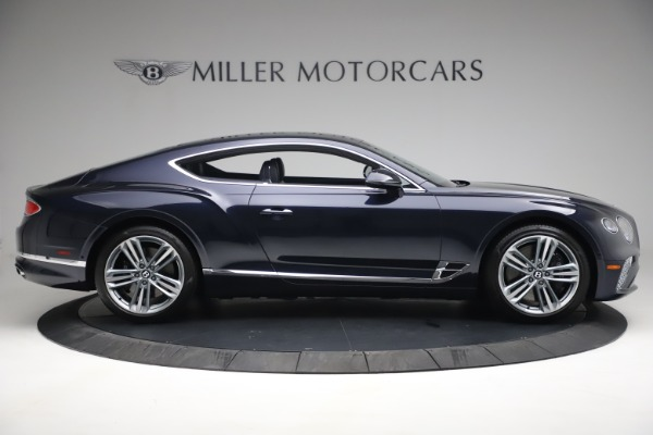Used 2021 Bentley Continental GT V8 for sale Sold at Pagani of Greenwich in Greenwich CT 06830 8