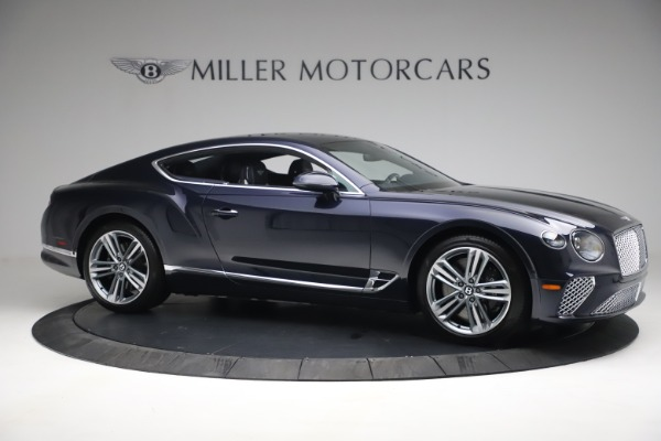 Used 2021 Bentley Continental GT V8 for sale Sold at Pagani of Greenwich in Greenwich CT 06830 9