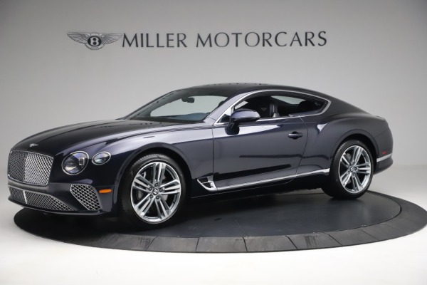 Used 2021 Bentley Continental GT V8 for sale Sold at Pagani of Greenwich in Greenwich CT 06830 1