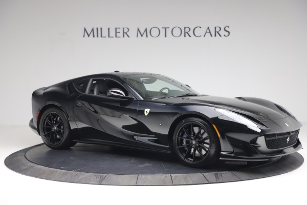 Used 2019 Ferrari 812 Superfast for sale $359,900 at Pagani of Greenwich in Greenwich CT 06830 10
