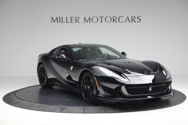 Used 2019 Ferrari 812 Superfast for sale $359,900 at Pagani of Greenwich in Greenwich CT 06830 11