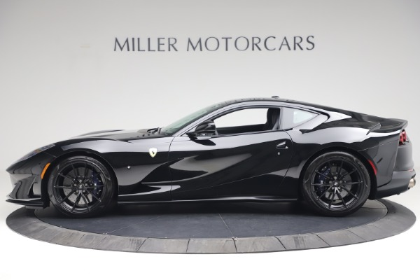 Used 2019 Ferrari 812 Superfast for sale $359,900 at Pagani of Greenwich in Greenwich CT 06830 3