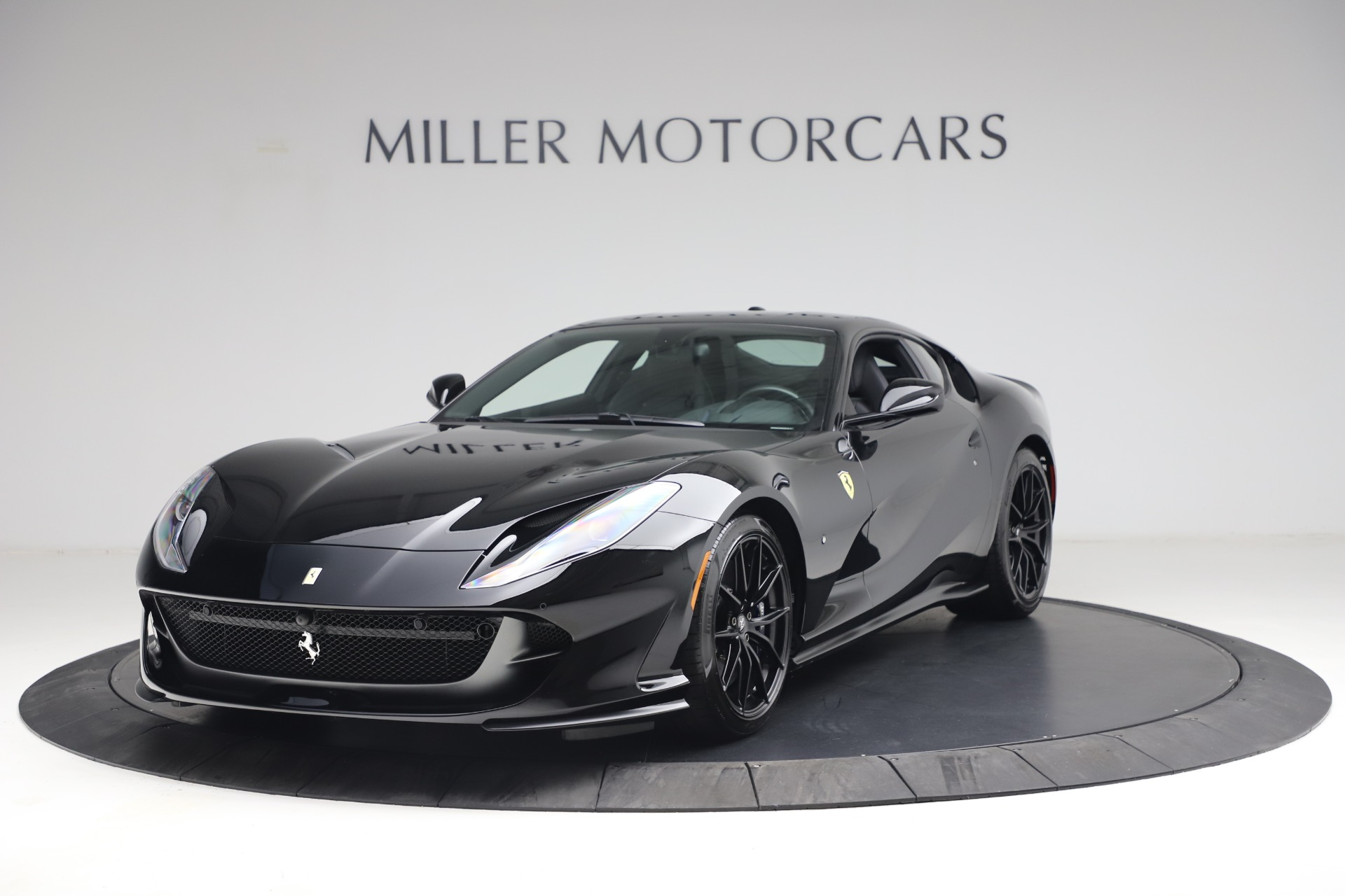 Used 2019 Ferrari 812 Superfast for sale $359,900 at Pagani of Greenwich in Greenwich CT 06830 1