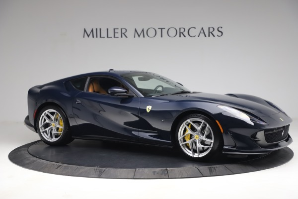 Used 2020 Ferrari 812 Superfast for sale $375,900 at Pagani of Greenwich in Greenwich CT 06830 10