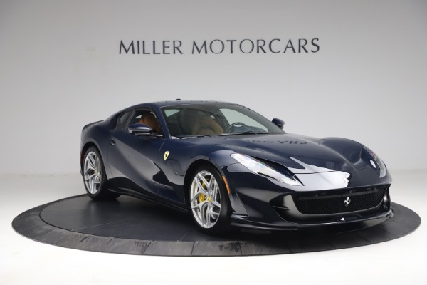 Used 2020 Ferrari 812 Superfast for sale $375,900 at Pagani of Greenwich in Greenwich CT 06830 11