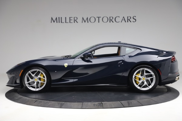 Used 2020 Ferrari 812 Superfast for sale $375,900 at Pagani of Greenwich in Greenwich CT 06830 3