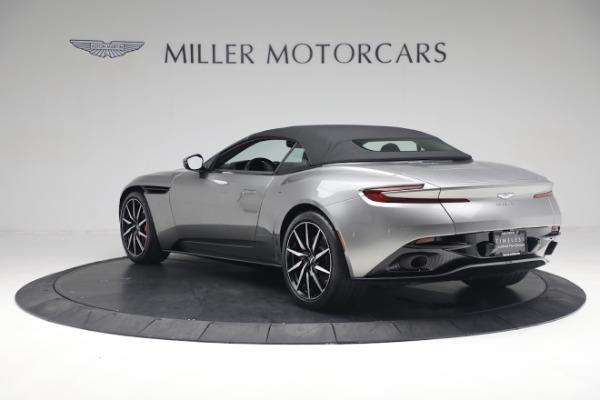 Used 2019 Aston Martin DB11 Volante for sale $209,900 at Pagani of Greenwich in Greenwich CT 06830 15