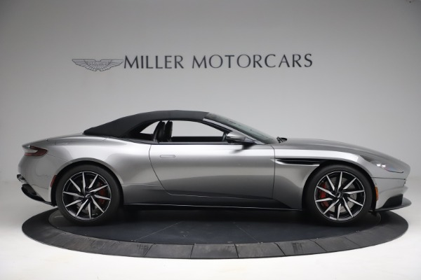 Used 2019 Aston Martin DB11 Volante for sale $209,900 at Pagani of Greenwich in Greenwich CT 06830 17