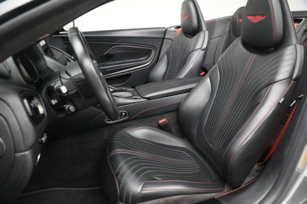 Used 2019 Aston Martin DB11 Volante for sale $209,900 at Pagani of Greenwich in Greenwich CT 06830 21