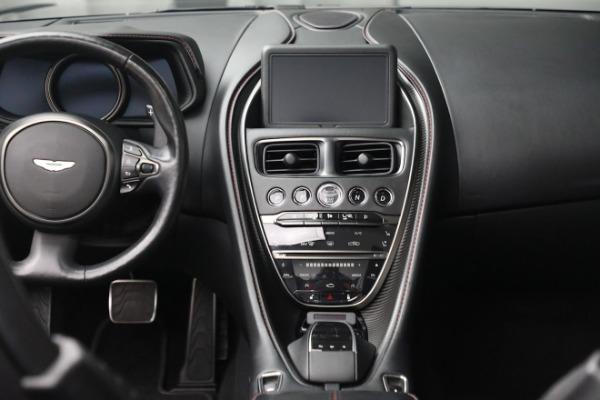 Used 2019 Aston Martin DB11 Volante for sale $209,900 at Pagani of Greenwich in Greenwich CT 06830 24