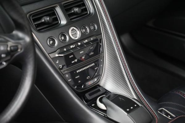 Used 2019 Aston Martin DB11 Volante for sale $209,900 at Pagani of Greenwich in Greenwich CT 06830 25
