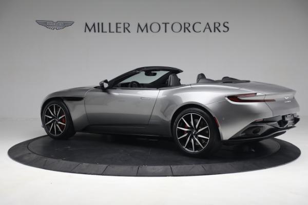Used 2019 Aston Martin DB11 Volante for sale $209,900 at Pagani of Greenwich in Greenwich CT 06830 3