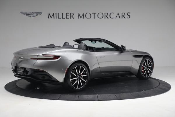Used 2019 Aston Martin DB11 Volante for sale $209,900 at Pagani of Greenwich in Greenwich CT 06830 7
