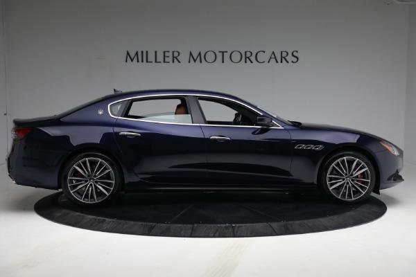 New 2021 Maserati Quattroporte S Q4 for sale Sold at Pagani of Greenwich in Greenwich CT 06830 10