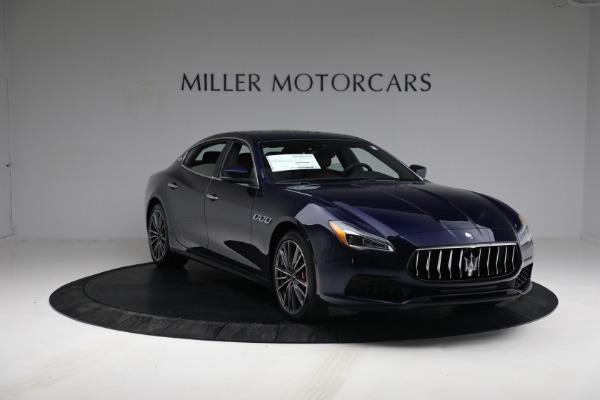 New 2021 Maserati Quattroporte S Q4 for sale Sold at Pagani of Greenwich in Greenwich CT 06830 12